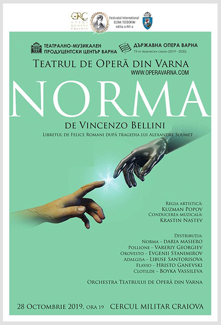 Norma by Vincenzo Bellini